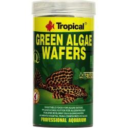 tropical green algae wafers...