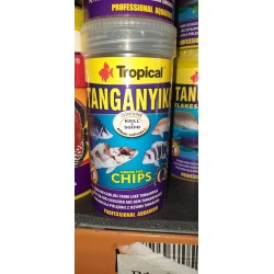 TROPICAL Tanganyika Chips...
