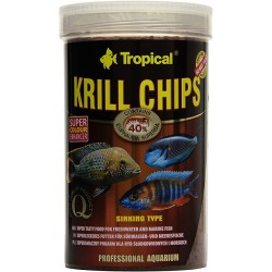 tropical krill chips 1000ML