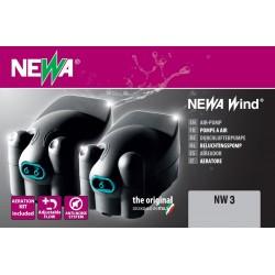 Newa pompe à air  NW3 avec...